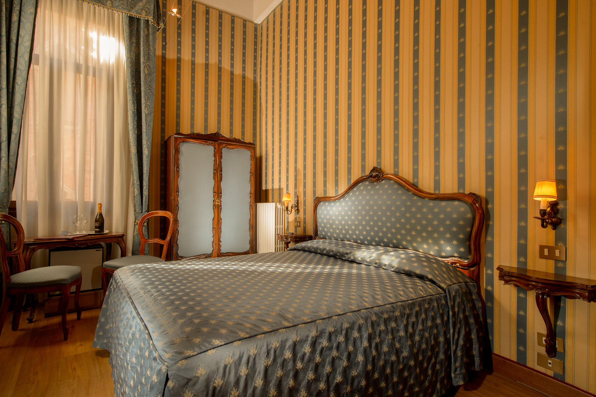 Hotel Centauro | Venice | Some rooms with private terrace