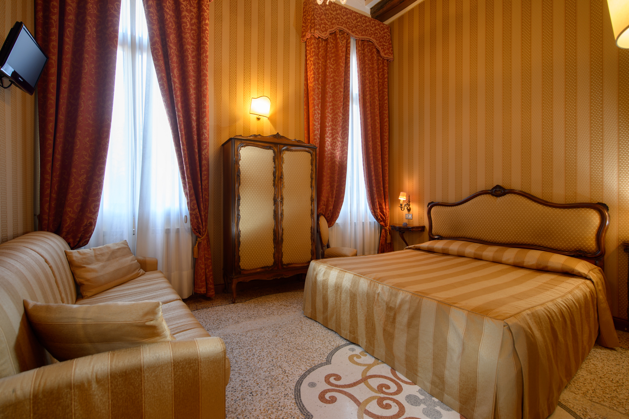 Hotel Centauro | Venice | Our Classic and Elegant Rooms